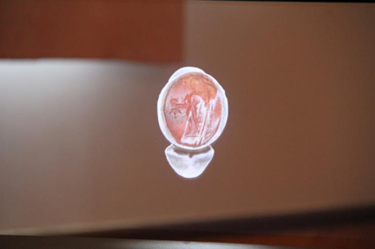 hologramme bague